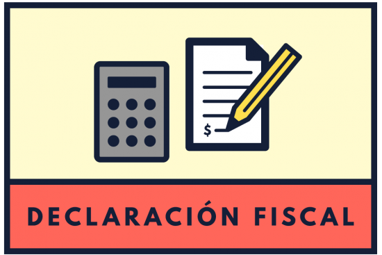 Declaración fiscal