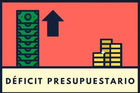 Déficit presupuestario
